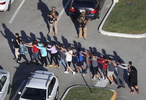 Marjory Stoneman Douglas High School Shooting