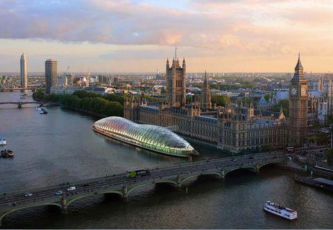 Body of water, Mode of transport, Transport, Metropolitan area, Watercraft, Waterway, Metropolis, Channel, Architecture, Cityscape,