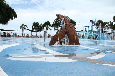 Los toboganes y piscinas de Siam Park, en Tenerife, coronan al parque acuático como el mejor del mundo, según TripAdvisor