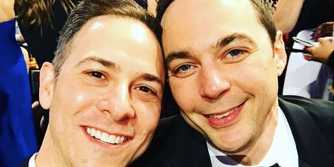 Jim Parsons From The Big Bang Theory Is Married