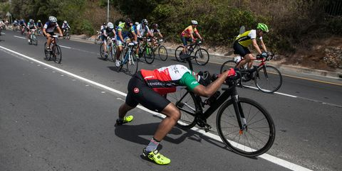 How to Prevent Cramps From Ruining Your Ride