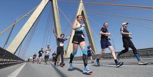 Los runners del mundo son más lentos y viejos que nunca