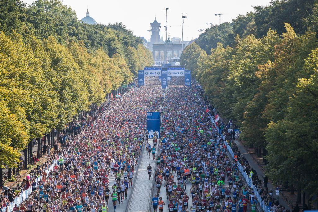 The Record-Breaking History of the Berlin Marathon