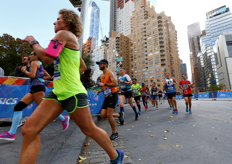 Map Of New York Half Marathon.Nyc Marathon 2018 Tips For Running Your Best Marathon