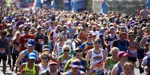 how to pace a marathon