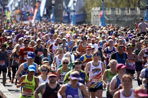How to pace your perfect marathon