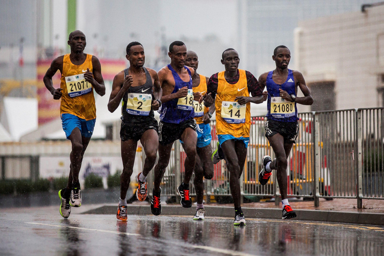 Hong Kong marathon has been cancelled