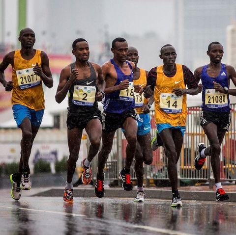 Hong Kong Marathon cancelled