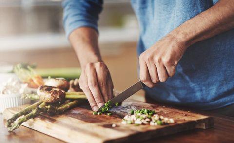 eten, voeding, partner, voedingsbehoeften, mannen, vrouwen