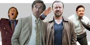 Ricky Gervais After Life Steve Coogan Alan Partridge