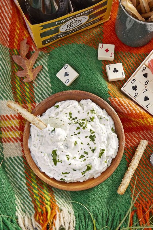 party dip recipes goat cheese