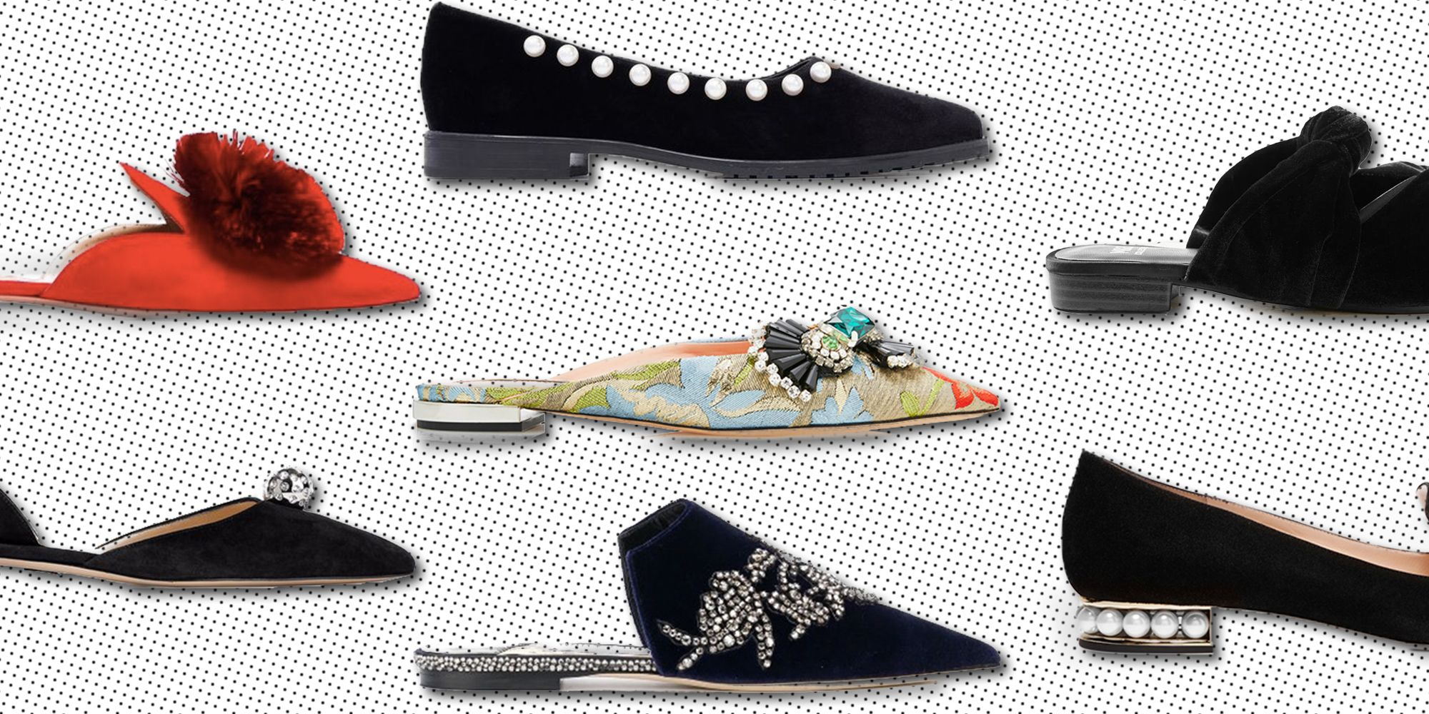 21 Pairs Of Flats To Dance The Night Away In