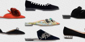Flat shoes for party - best flat shoes