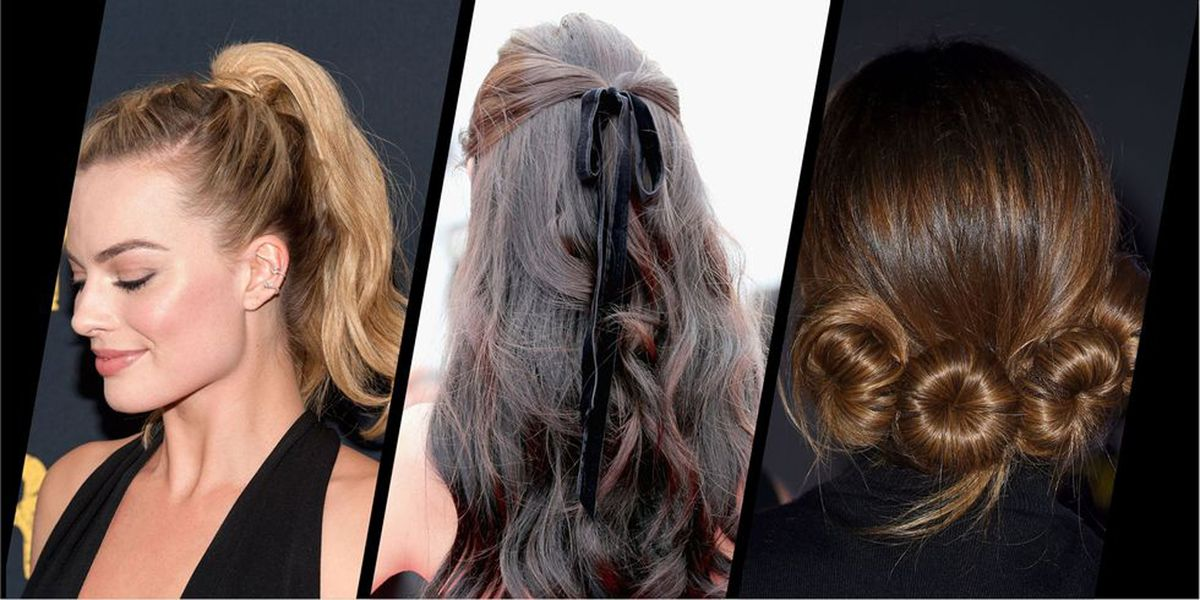 Christmas Party Hair Ideas Hairstyle Inspiration For Party