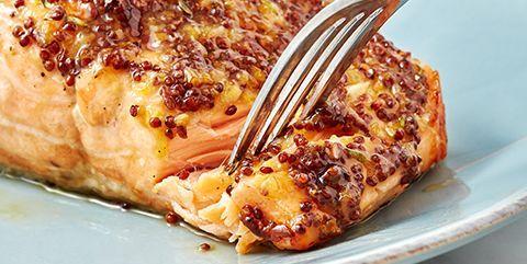 Air FryerBrown Sugar-Glazed Salmon