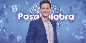 Pasapalabra, el concurso de Telecicno presentado por Christian Gálvez.