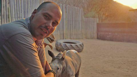 Pasaporte Pampliega. Caza furtiva de rinocerontes