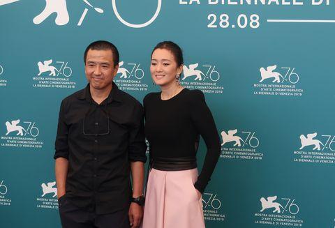 'Lan Xin Da Ju Yuan' (Saturday Fiction) Photocall - The 76th Venice Film Festival