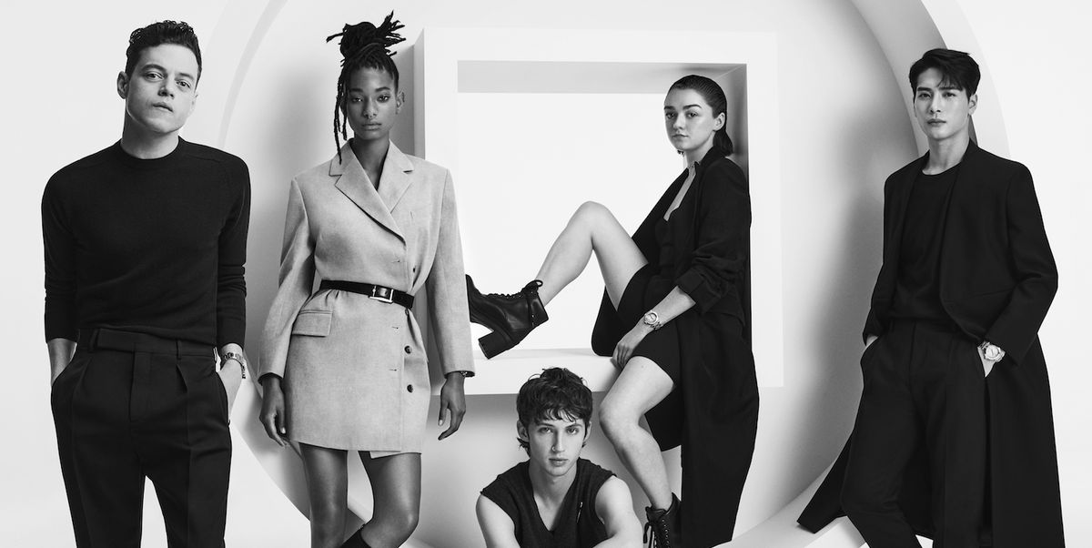 Willow Smith, Maisie Williams, Troye Sivan, and More Star in Cartier's Pasha Watch Campaign
