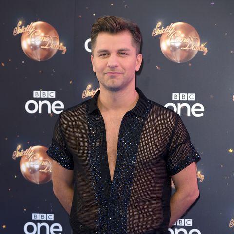 Pasha Kovalev 'Strictly Come Dancing 2018'