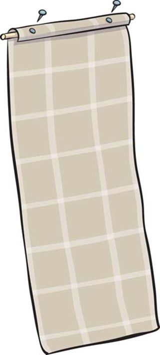 Plaid, Beige, Yellow, Pattern, Design, Tartan,