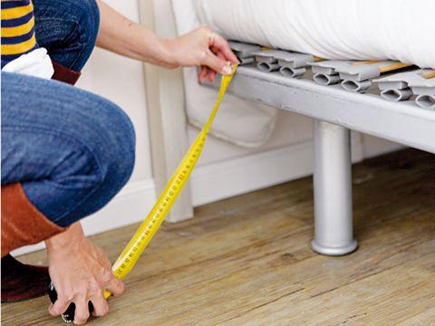 Floor, Laminate flooring, Flooring, Table, Wood flooring, Hardwood, Furniture, Play, Tape measure,