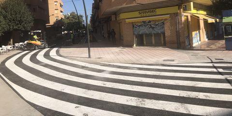 ayuntamiento de san vicente del raspeig paso de peatones