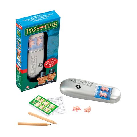 travel toys for kids - pass the pigs