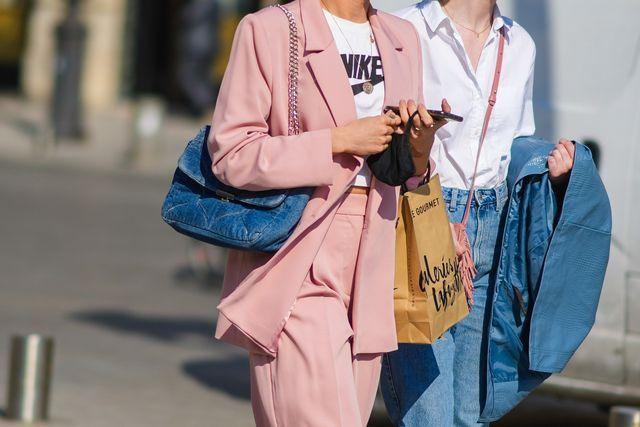 street style in paris april 2021