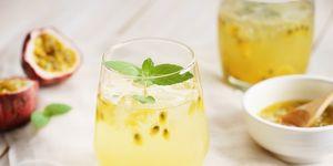 Aldi passionfruit gin liqueur