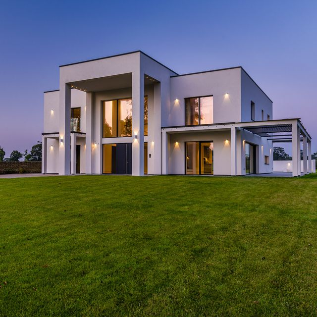 landmark carbon neutral homes in the heart of the norfolk countryside launch