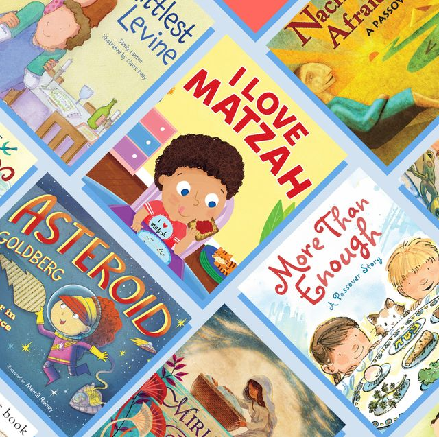 passover books for kids