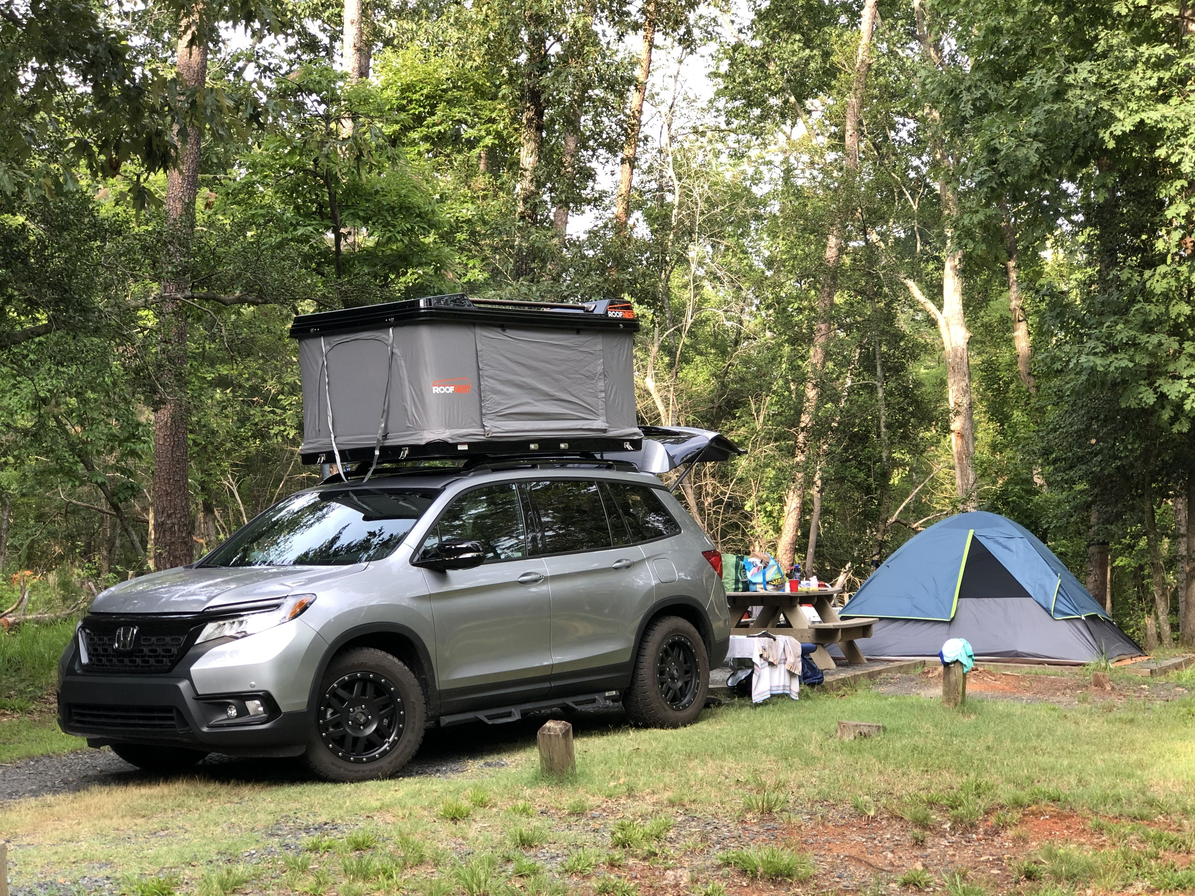 Forget About Cabin Fever And Camp In Your Car