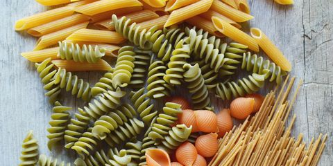 Fusilli, Rotini, Radiatori, Food, Cuisine, Pasta, Dish, Italian food, Macaroni, Ingredient,