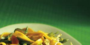 pasta-met-voorjaarsgroente