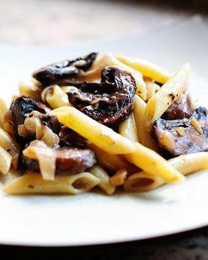 pasta mushroom recipes
