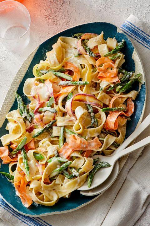 pasta primavera   spring recipesspring foods