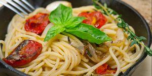 Pasta snel makkelijk recept