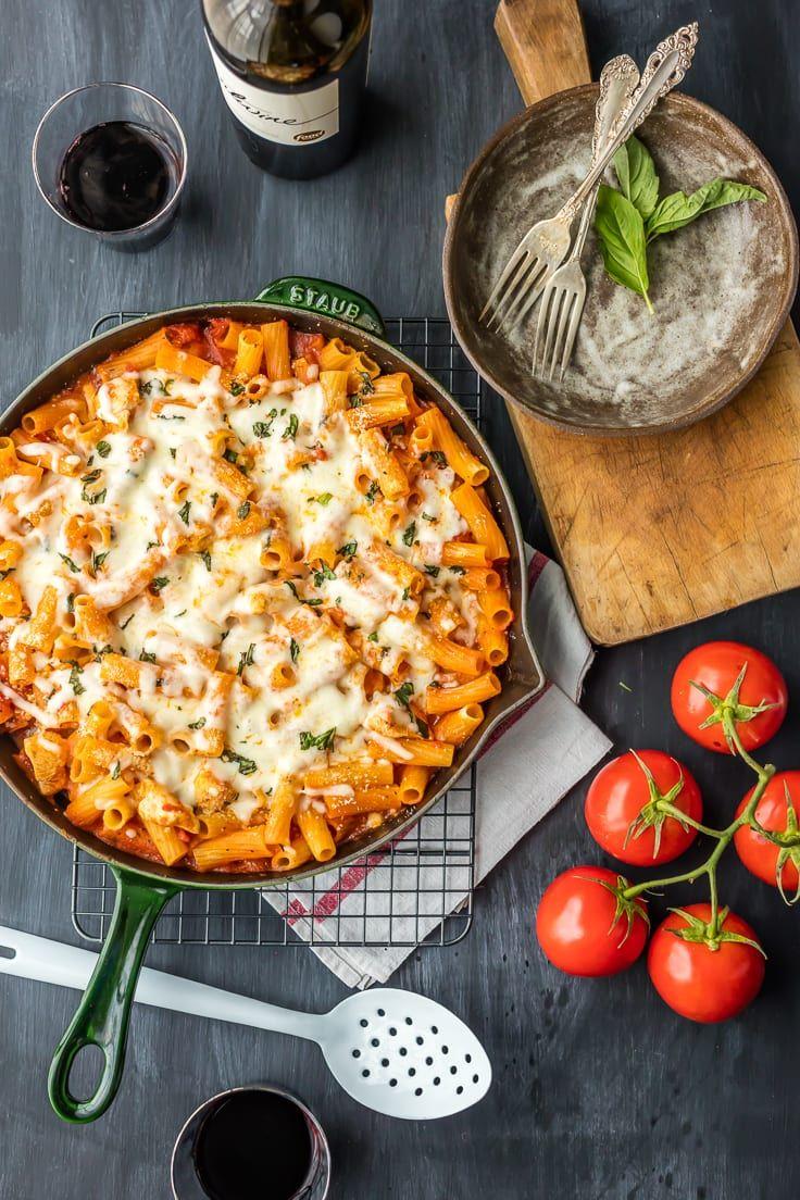 pasta recipes chicken