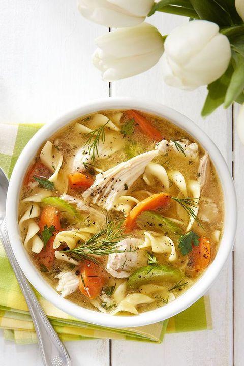 pasta recipes chicken noodle