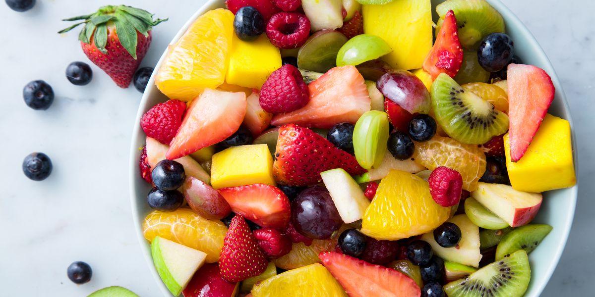 Easy Fruit Salad Recipe How To Make Fruit Salad