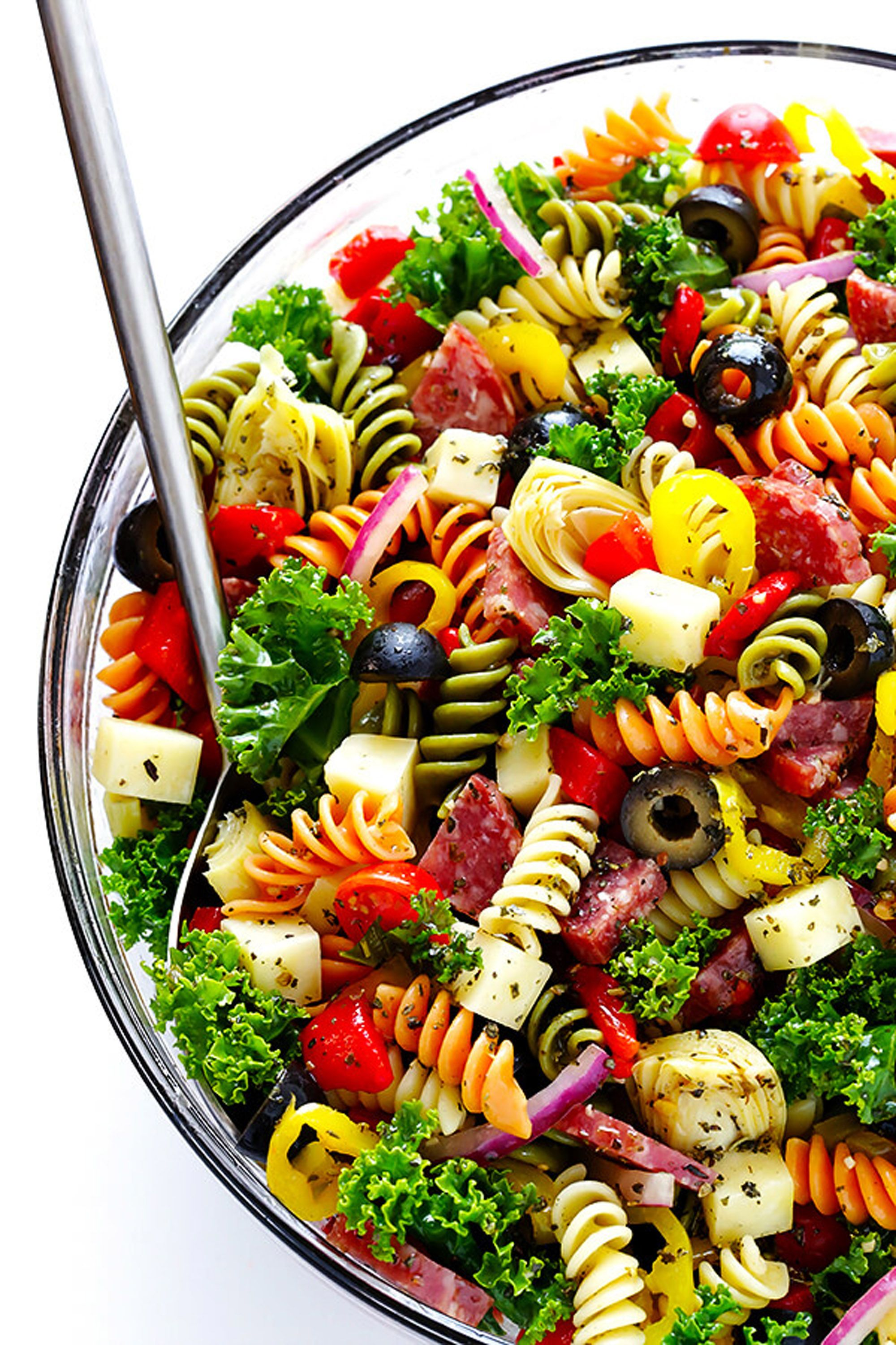 pasta salad recipes antipasto