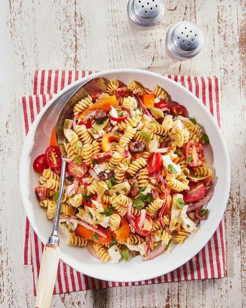 pasta salad recipes basic pasta salad
