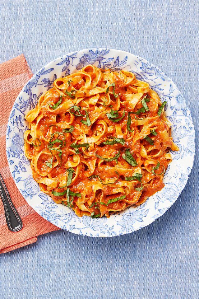 pasta tomato cream sauce