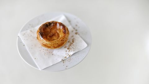 Food, Dish, Cuisine, Dessert, Baked goods, Ingredient, Bun, Pastry, Danish pastry, Muffin,