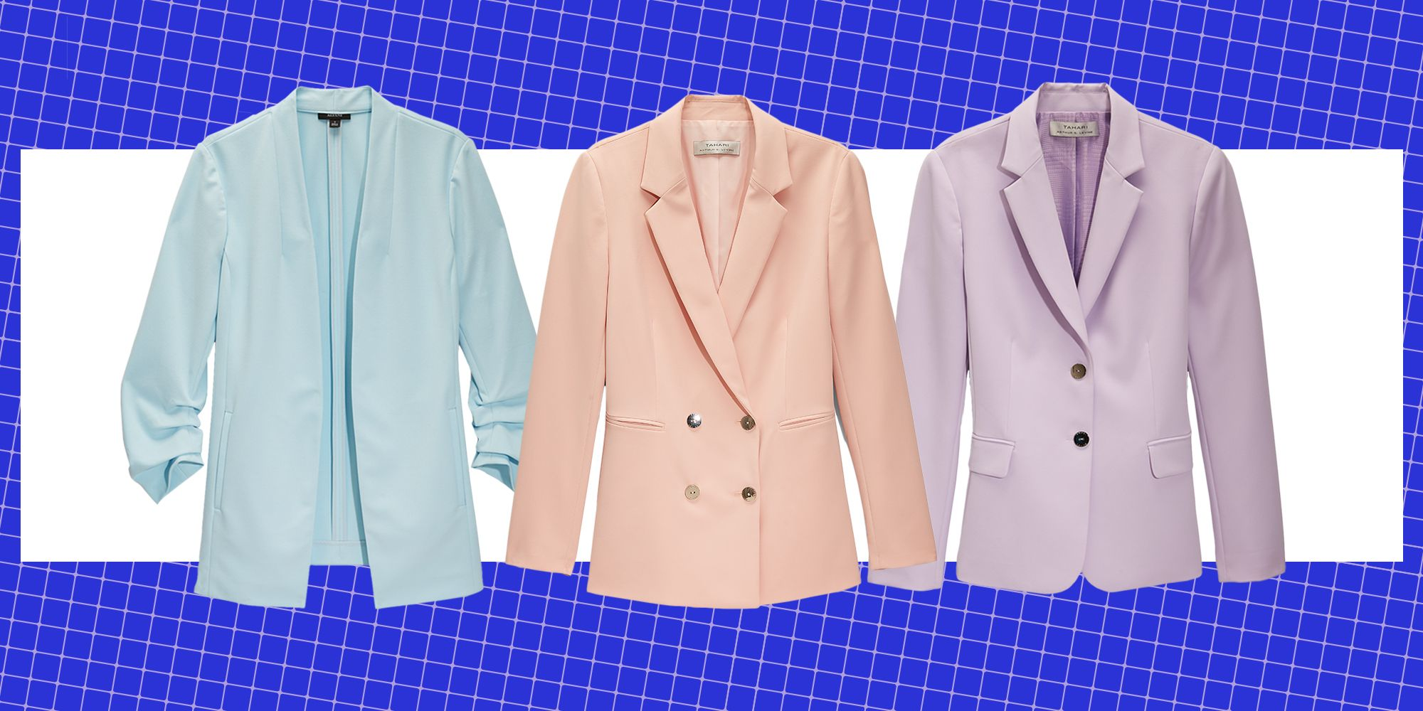 How to Style a Pastel Suit for 3 Different Occasions