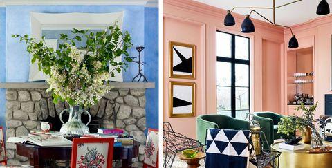pastel rooms