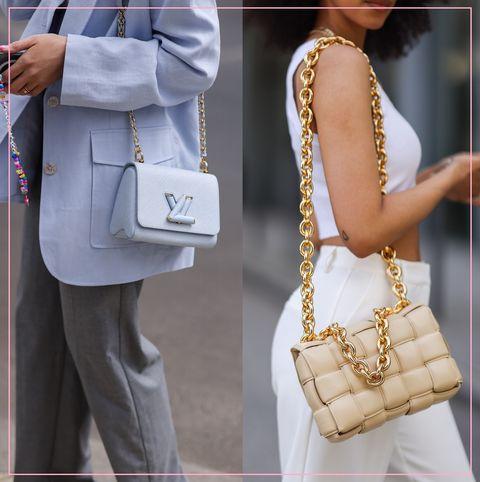 hong kong, china   may 19 a guest is seen wearing uniqlo dress, celine handbag during art basel hong kong 2021 on may 19, 2021 in hong kong, china photo by keith tsujigetty images
