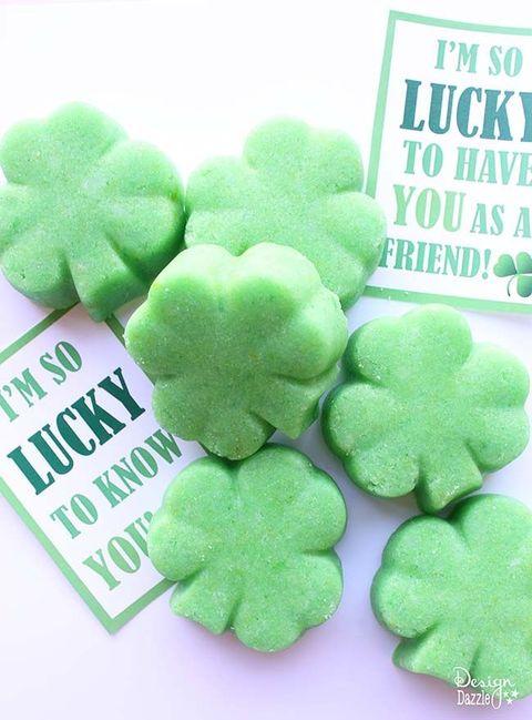 St. Patrick's Day Sugar Scrub