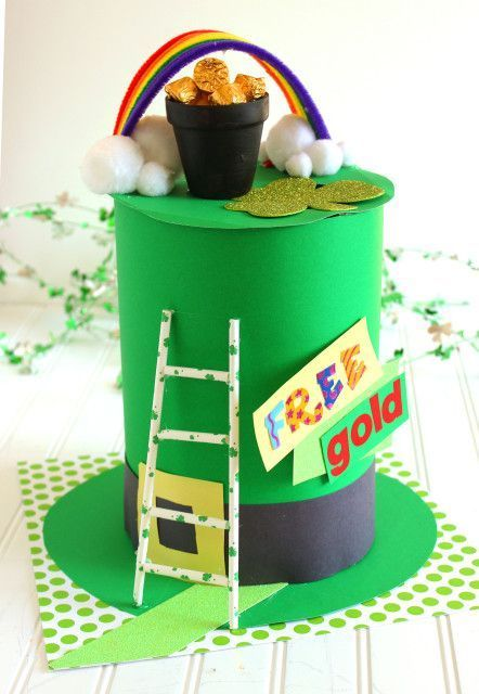 Top Hat Leprechaun Trap